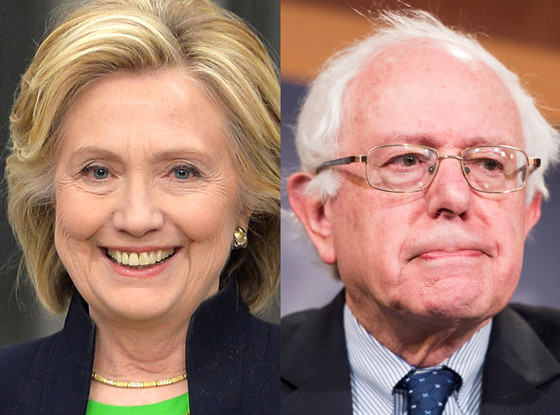 Hillary and Bernie: Who's the real Democrat here? It's a perennial question regardless of who's runnnig for the donkeys.