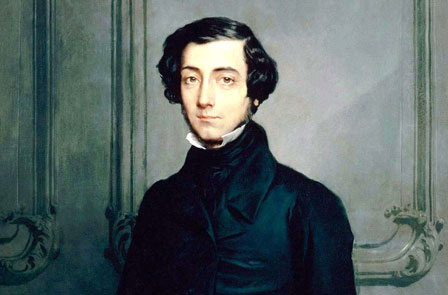 Alexis De Tocqueville: leave it to a 19th century Frenchman to figure out the riddle of the Trump-lovin' American.