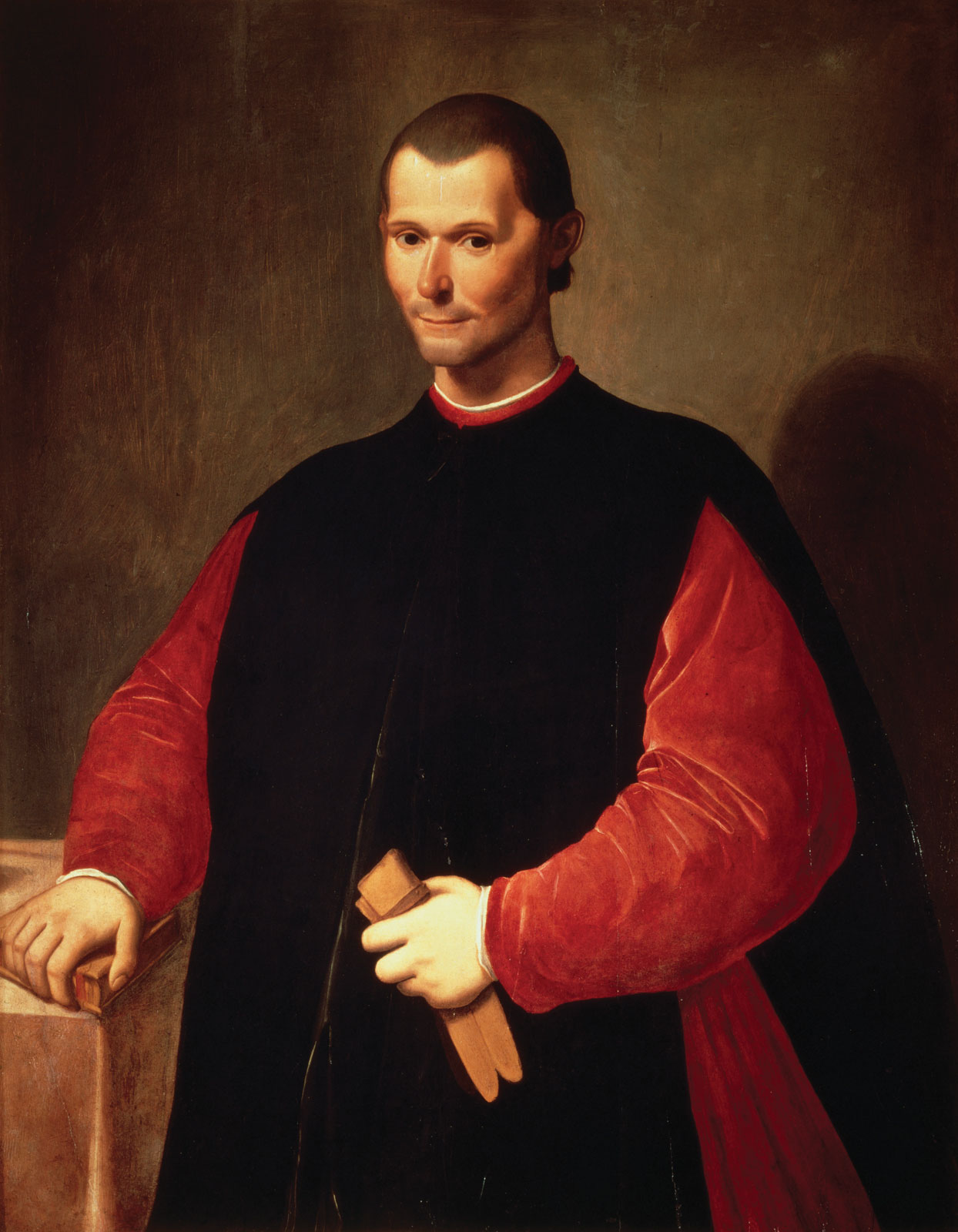 Even Niccolò Machiavelli would call bullsh*t on America's twisted firearms cult.