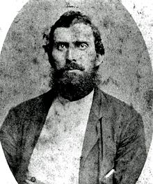 Newton Knight, the real-life leader of the Free State of Jones.